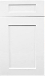 White Shaker Cabinets Chicago