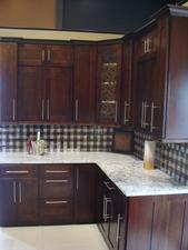 Creme Maple Cabinets